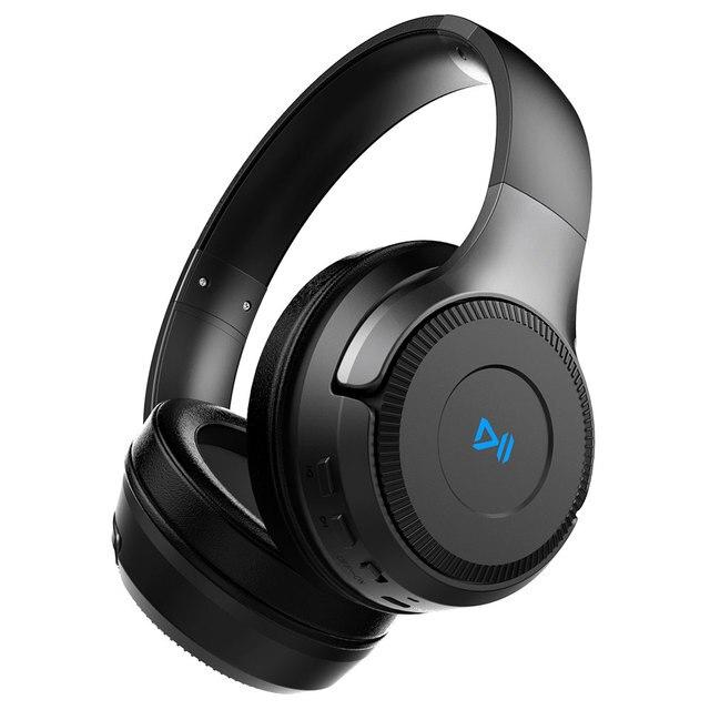 ZEALOT B26T беспроводные наушники стерео Hifi наушники Bluetooth складная гарнитура с микрофоном TF слот для карты сенсорный контроль громкости