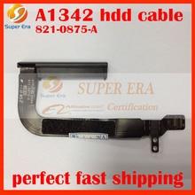 5 шт./лот A1342 жесткий диск драйвер HDD кабель для Macbook A1342 Unibody HDD кабель поздно 2009 MID 2010 год идеальный тестирование
