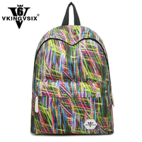 VKINGVSIX Brand 2017 New Women Backpacks For Laptop14 Inch Computer BAG Bolso Men Backpack 2 Color