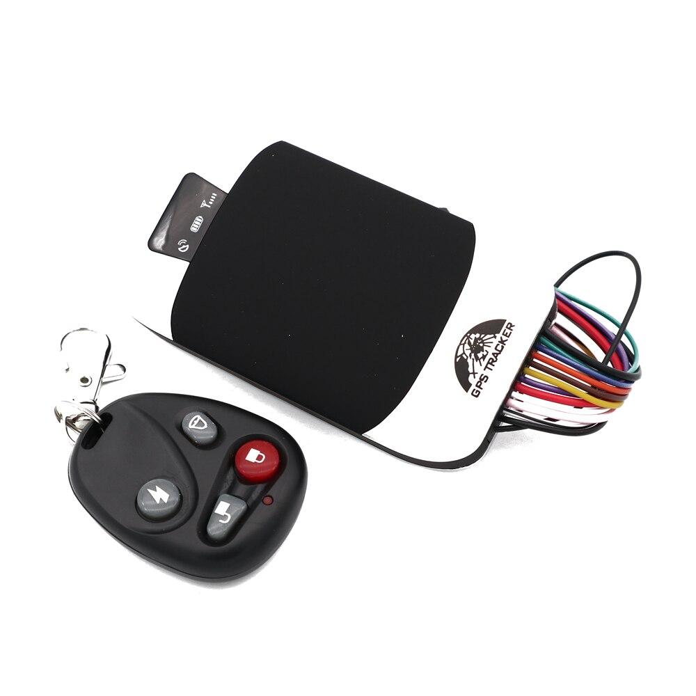 Traqueur de voiture GPS traqueur de véhicule GSM GPS localisateur Coban TK303G étanche IP66 télécommande coupé moteur Geofence application Web gratuite