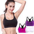 B.BANG 2017 New Breathable Fashion Casual Bra Leisure Aerobics Exercise Underwear Push Up Bras With Padding Seamless No Rims