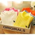 Ребенок основной рубашка водолазка 100% хлопок мужской женский ребенок сплошной цвет с длинными рукавами свитер девушка белый топ весна