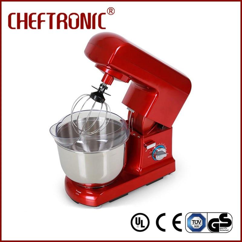 Free Shipping Kitchen Utensils Sm 982 Dough Mixer 550w Stand Mixer
