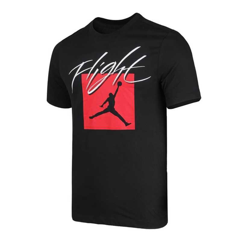 Original Neue Ankunft NIKE ALS FLT SS CREW männer T-shirts kurzarm Sportswear