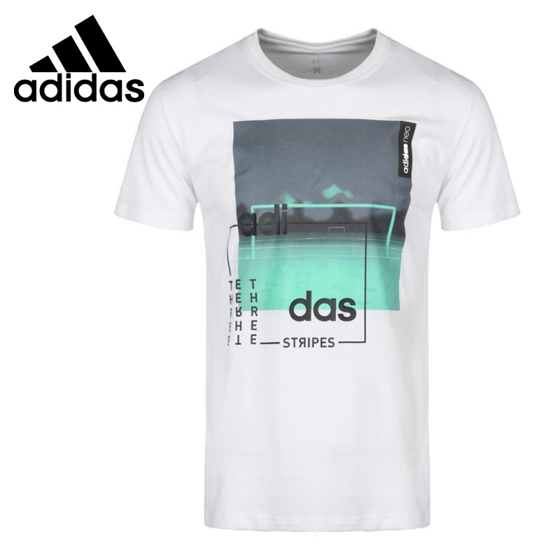 Original New Arrival  Adidas Neo Label Men's T-shirts short sleeve Sportswear