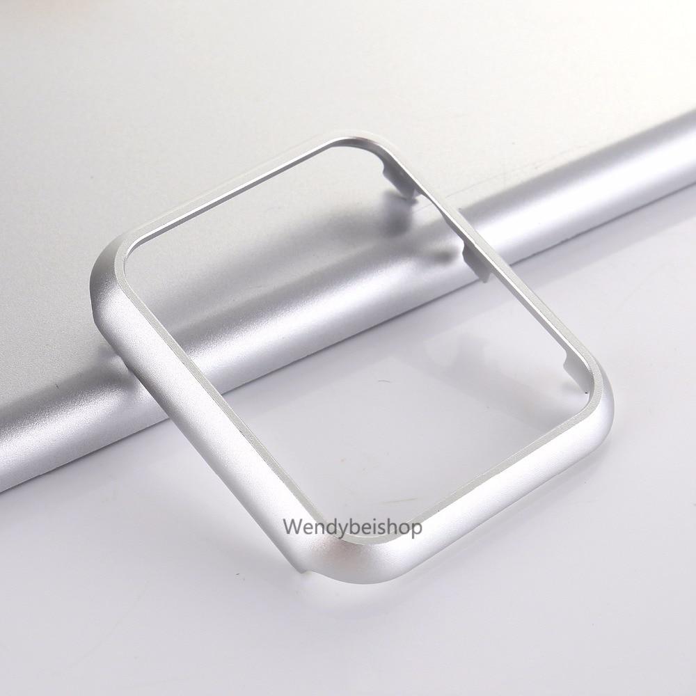 Udskiftning Aluminium Metal Frame Frame Holder Cover Cover Shell - Tilbehør til ure - Foto 4