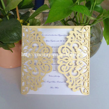 Laser Cut Wedding Invitations Sets Cards Marriage