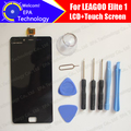 LEAGOO Elite 1 LCD Display+Touch Screen Assembly 100% Original LCD Digitizer Glass Panel Replacement For Elite 1+Tools