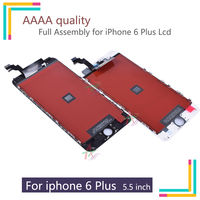 Tianma LCD For iPhone 6 Plus LCD Display Touch Screen Digitizer Assembly complete For Apple iphone 6plus 6 plus lcd