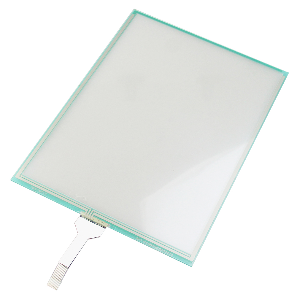 ФОТО Original 12.1 inch 8 Wires Touch Screen for GT GUNZE U.S.P. 4.484.038 G-26 Digitizer Panel Glass