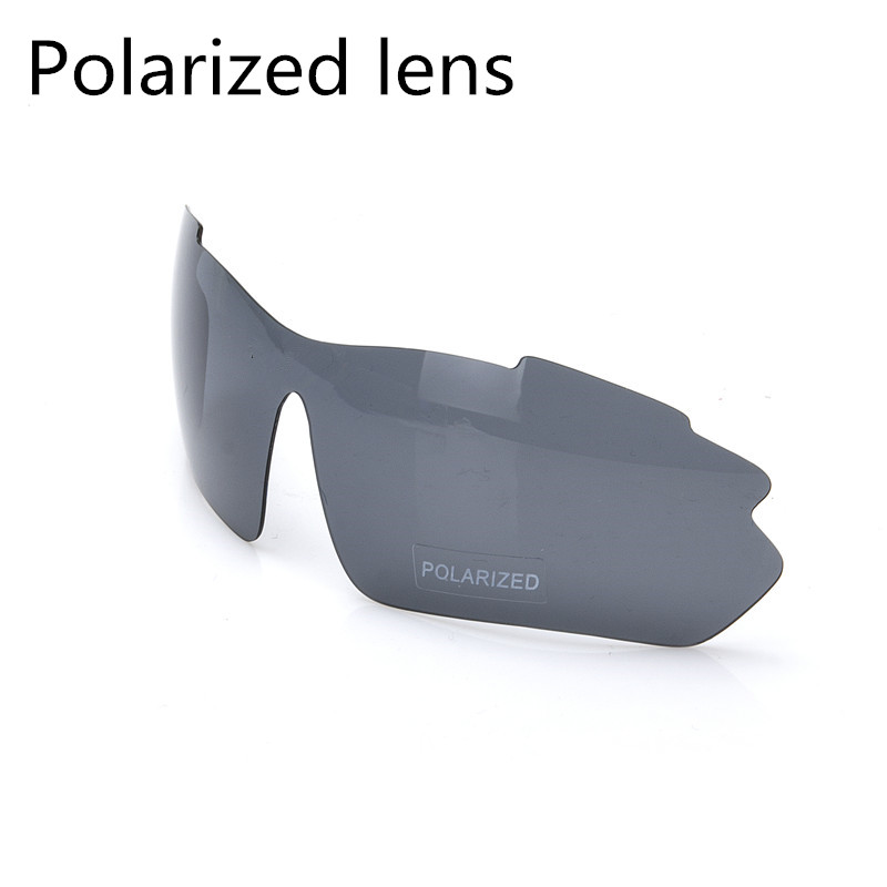 only lens clear yellow blue lens Professional Polarized lens Cycling Glasses