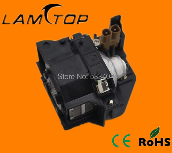 Free shipping  LAMTOP  original   lamp  with  housing   for   EMP-TWD3SP