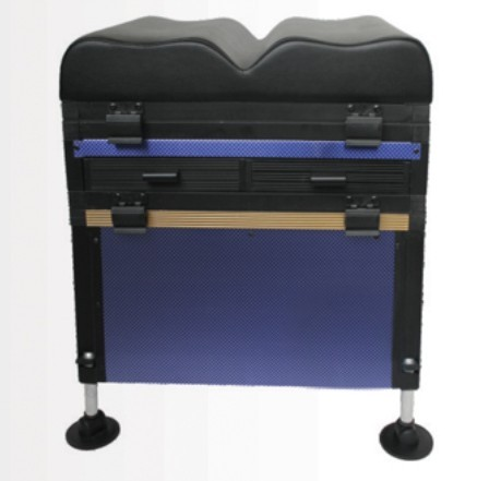 SHEMADEE Aluminum seat box with pillow seatSHEMADEE Aluminum seat box with pillow seat