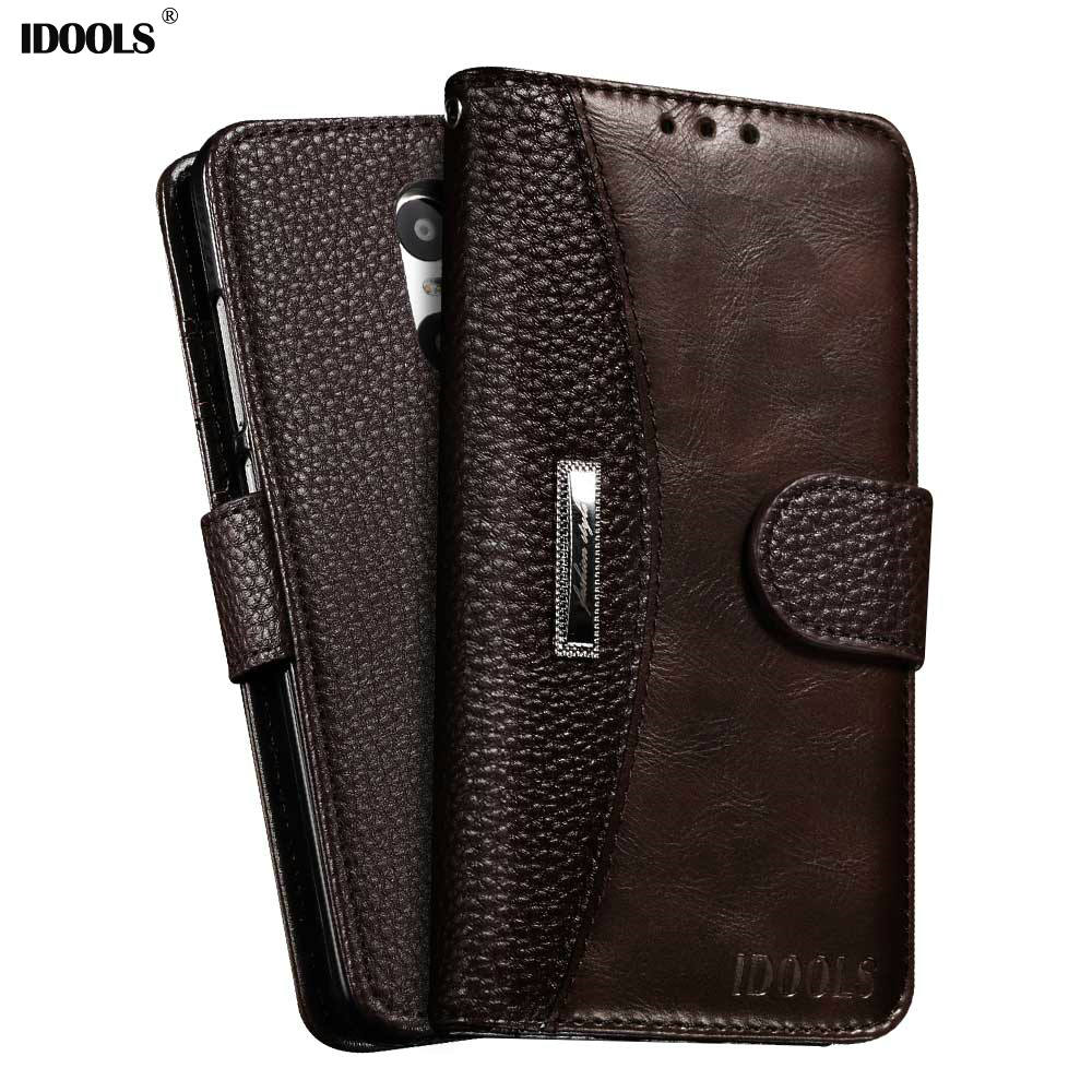For Xiaomi Redmi Pro Case Luxury Stand PU Leather Wallet Cover Phone Bag Cases for Xiaomi Redmi Pro 5.5 Inch Holder IDOOLS Brand