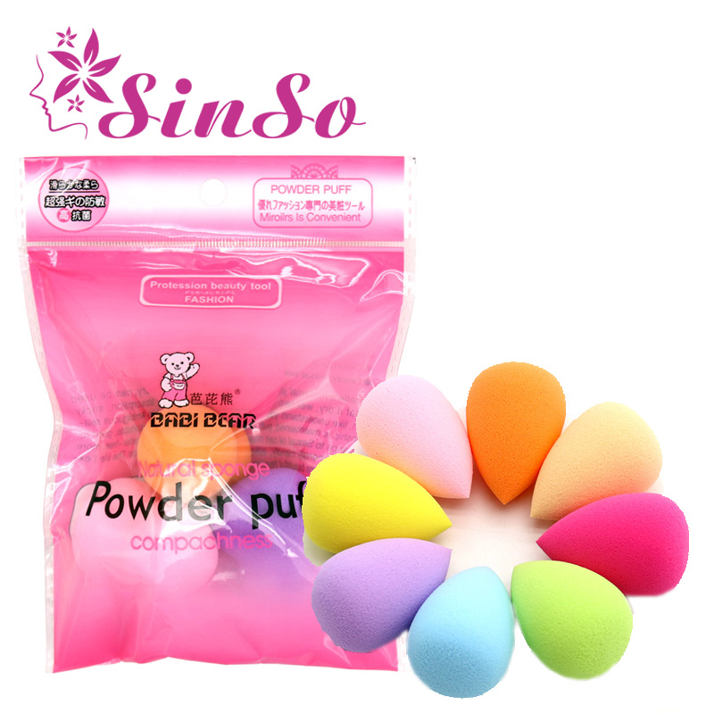 Sinso Beauty Makeup Sponge Cosmetic Puff Extra Smooth Foundation Make Up Sponge Top Quality Face Powder Puff for make-up