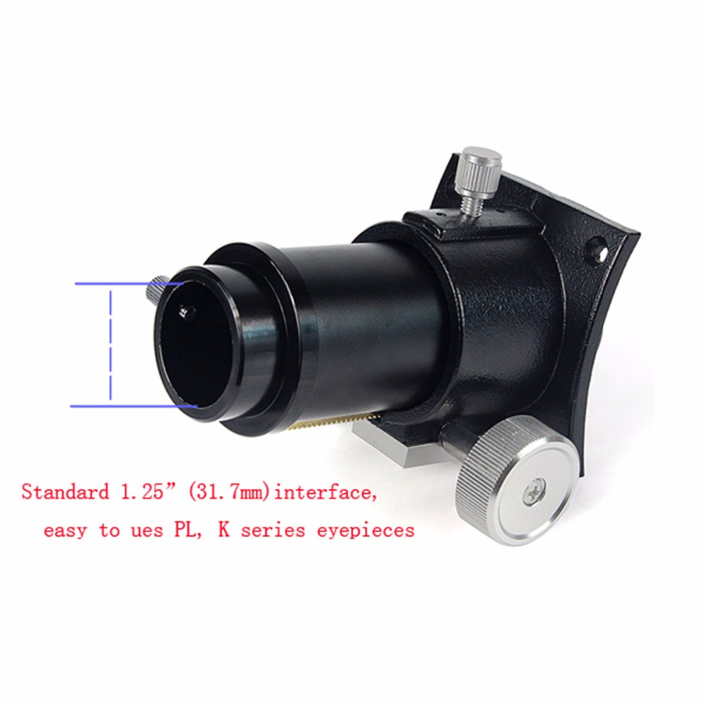 SVBONY 1.25 inch Focuser Astronomy Reflector Telescope Monocular Type for Eyepiece for Monocular astronomic Telescope W2701