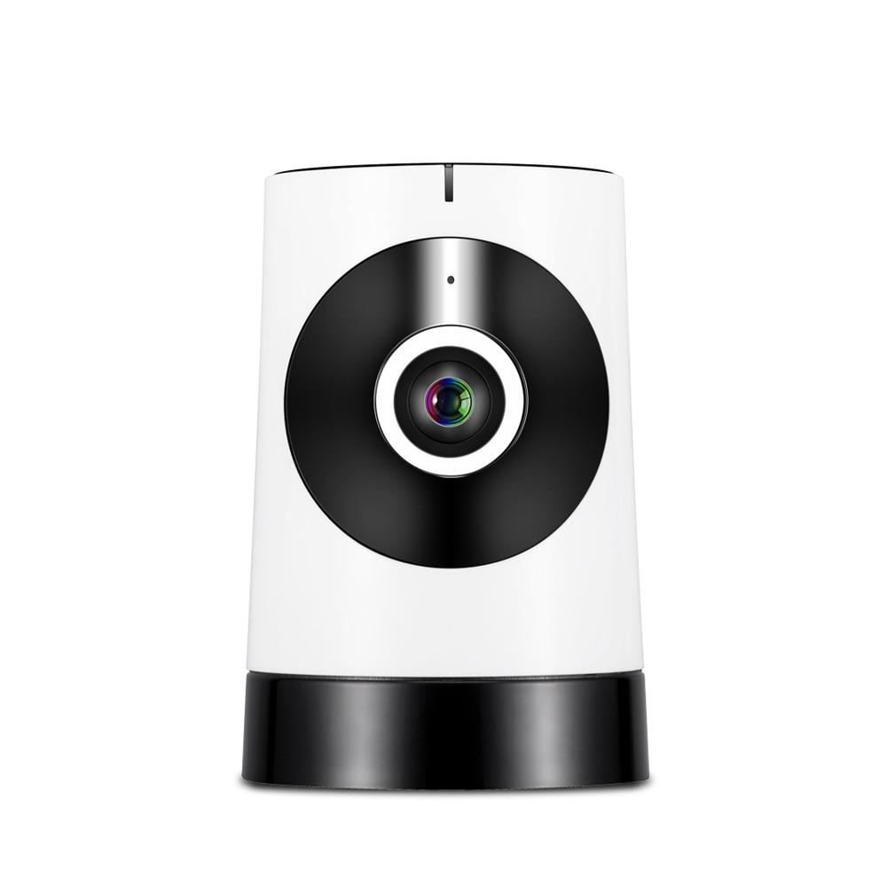 купить ZILNK Mini 1MP 720P HD Fisheye 185 Degree Panorama Mini Wireless WiFi IP Camera Two Way Audio SD Card Security CCTV VR Cam White