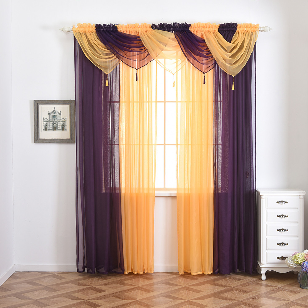 Blackout Curtains For The Bedroom Solid Colors Curtains For The Living Room Window Greey Gold Curtains Blinds Sep 11 Curtains Aliexpress