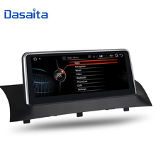"10,2"" OEM стиль Android автомобильное радио для BMW X3 F25 X4 F26 2011 2012 2013 gps wifi Bluetooth NBT CIC"