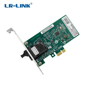 Image 4 - LR LINK 6230PF BD ギガビットイーサネット BIDI ネットワークアダプタ 1000 メガバイトの pci express lan カードデスクトップ pc のコンピュータインテル I210 Nic