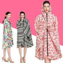 raincoat women Men waterproof Backpack,Female Rainwear Outdoors Rain coat cap Poncho jacket cloak Chubasqueros