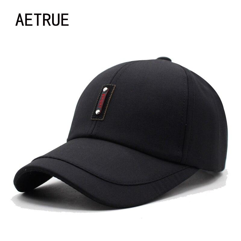 Baseball-kappen Kopfbedeckungen Für Herren 2019 Mode 2018 Sommer Cap Branded Baseball Cap Männer Frauen Dad Kappe Knochen Snapback Hüte Für Männer Knochen Masculino
