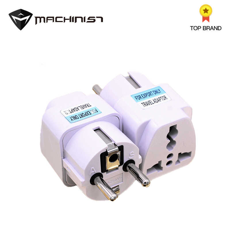 1PC Universal UK US AU EU AC Power Socket Plug Adapter Auto Car Charger Electric Adapter Useful Portable Converter