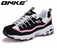 ONKE New Listing Of Hot Sales Spring And Autumn Breathable Women Running Shoes Sneakers Men Sports