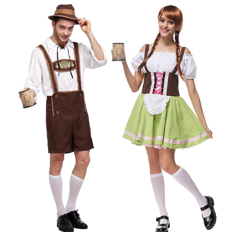 halloween costumes oktoberfest beer maid waiter costume. Black Bedroom Furniture Sets. Home Design Ideas