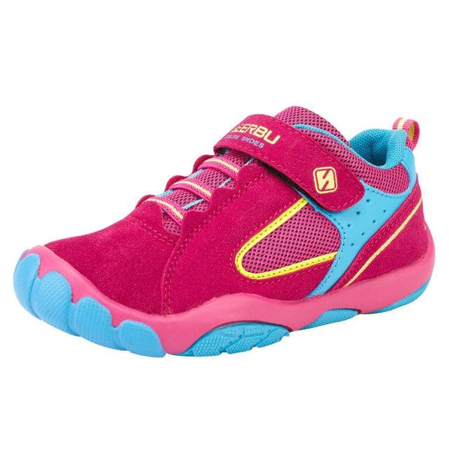 buy popular 7fca1 38190 US $12.98 |GEERBU Traspirante Scarpe Bambini Sneakers In Pelle Bambini  Scarpe Da Ginnastica, Rose Ragazza in GEERBU Traspirante Scarpe Bambini ...