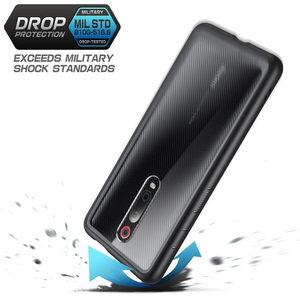 Image 4 - SUPCASE For Xiaomi Mi 9T Case Mi 9T Pro Case UB Style Anti knock Premium Hybrid Ultra Thin Protective TPU Bumper + PC Clear Case
