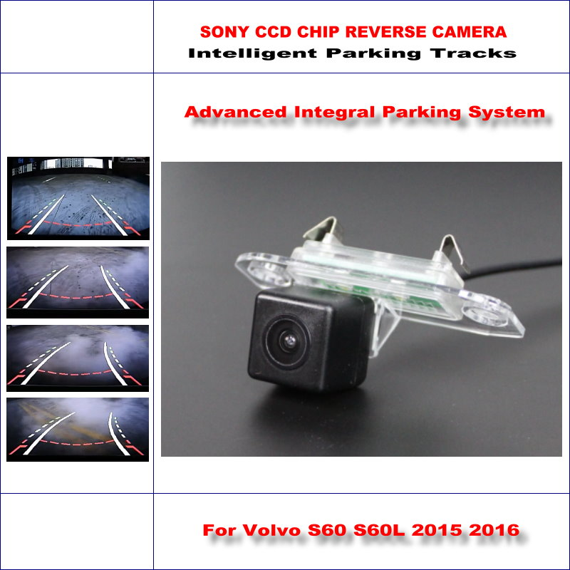 Intelligentized Back Up Reverse Camera For Volvo S60 S60L 2015 2016 / Parking Rear View Back Up Camera / Dynamic Guidance Tracks mehdi mohammadi poorangi piao hui ying and arash najmaei e hrm strategies for recruitment