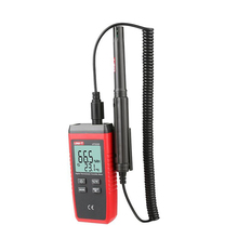 UNI-T UT333S Mini Temperature and Humidity Meter LCD Digital Thermo-Hygrometer Psychrometer Tester