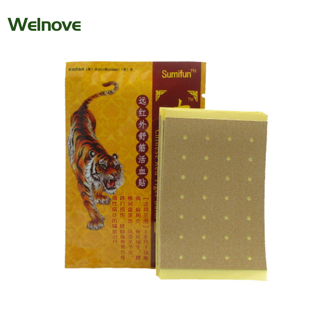 32Pcs Tiger Orthopedic Pain Medical Plaster Back Neck Knee Muscle For Joints Relief Patch Skin Care Body Massage K00104
