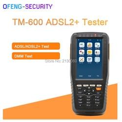 TM-600 ADSL/ADSL2 + Tester Met DMM Test Functie