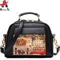 Attra-Yo women handbag designer women bag ladies leather handbags of brands women's messenger bags pouch bolsas2016  LS8235ay