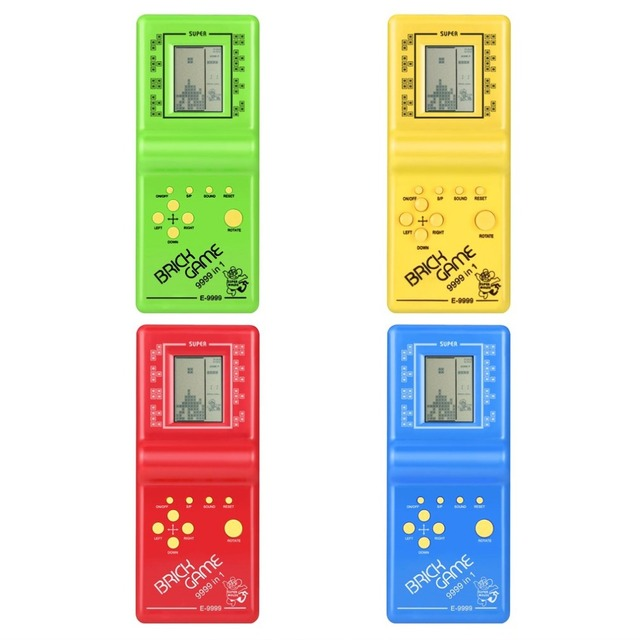 Kids Retro Electronic Brick Game