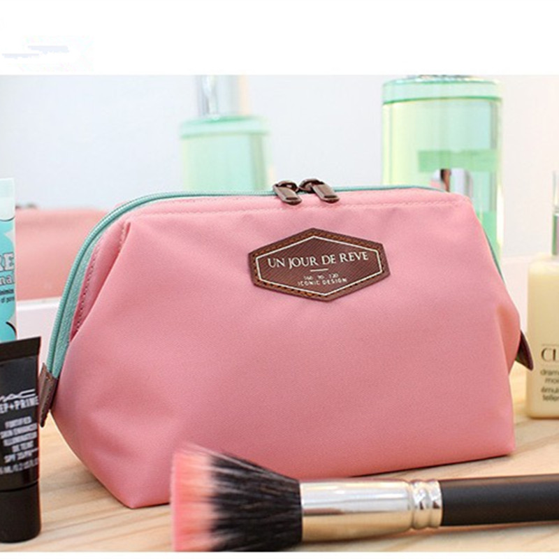 Cosmetic Bag For Cosmetics Women Cotton Fabric Makeup Case Make Up Organizer Trousse Maquillage Femme Bolso Cosmetics UBM003