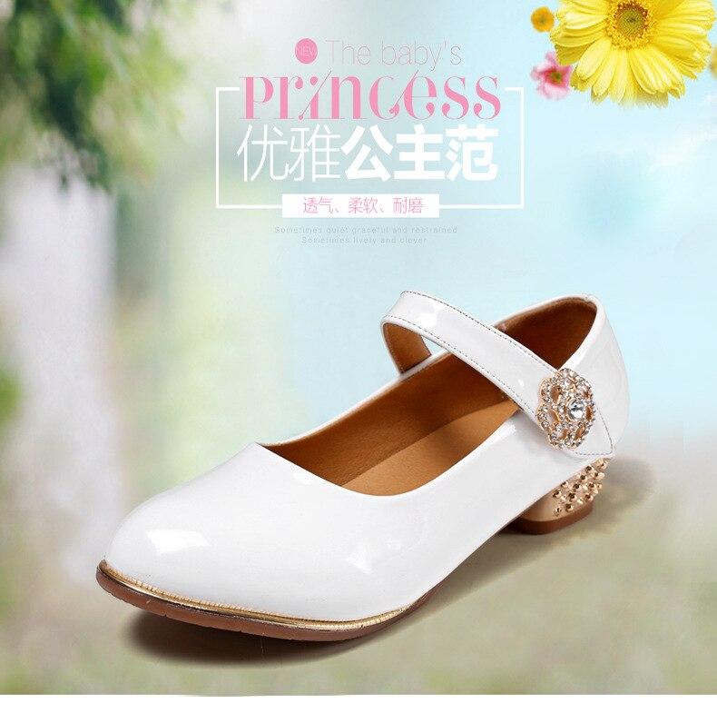 único estudante sapatos de dança princesa