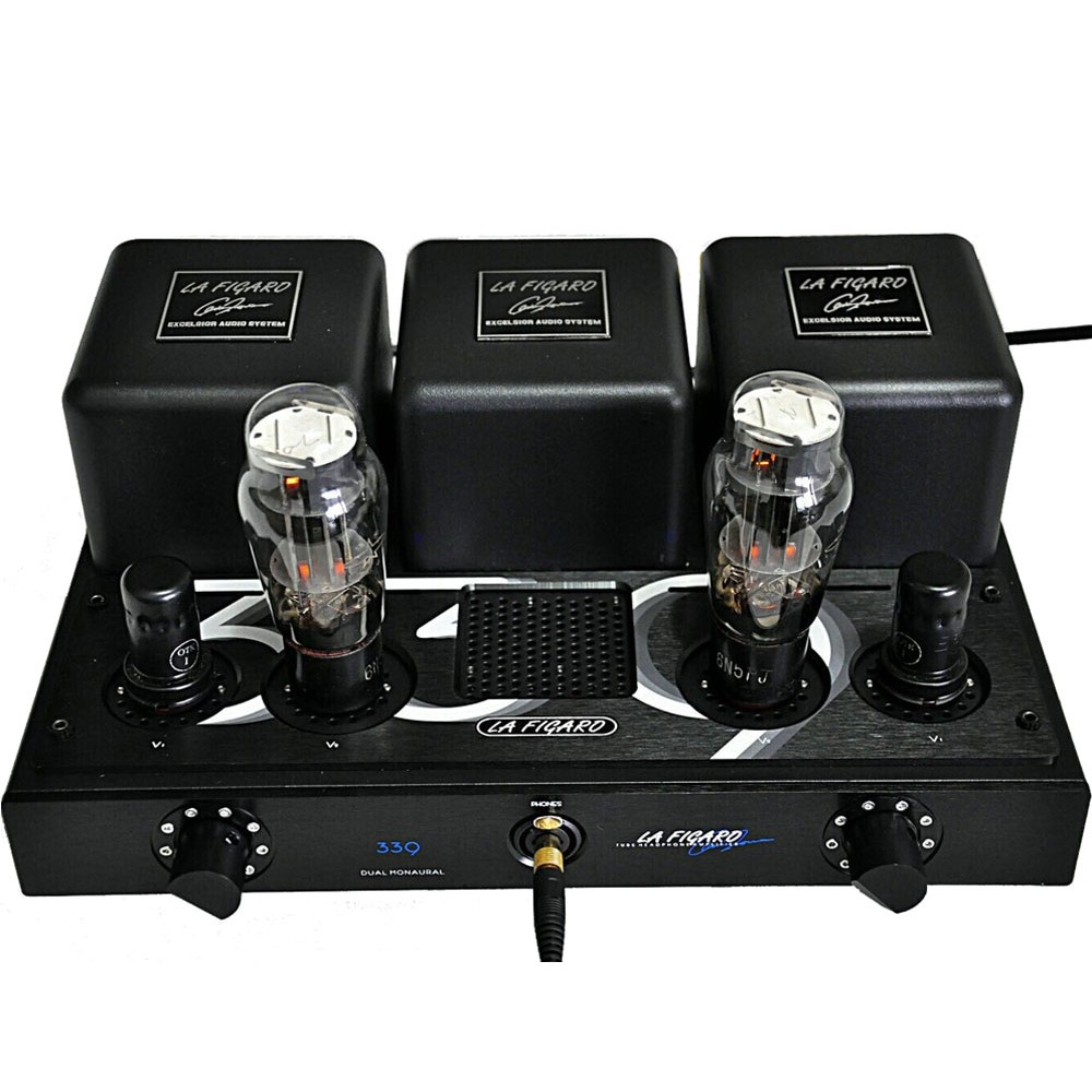 La Figaro 339 Upgrade Version Headphone Amplifier Tube Amplifier appj pa1501a 6ad10 mini tube amplifier upgrade version of pa0901a