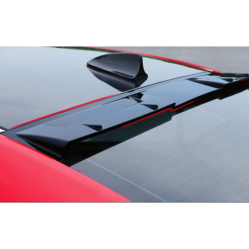 For Mazda 6 2015 2018 atenza spoiler high quality ABS material spoiler for Mazda 6 atenza black roof spoiler