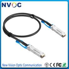 5 шт./лот, 25G SFP28 для SFP28 DAC 3M 28AWG, SFP28 3 м(9ft) DAC пассивный прямой Медь кабель, 25G SFP28 пассивный прямой Медь