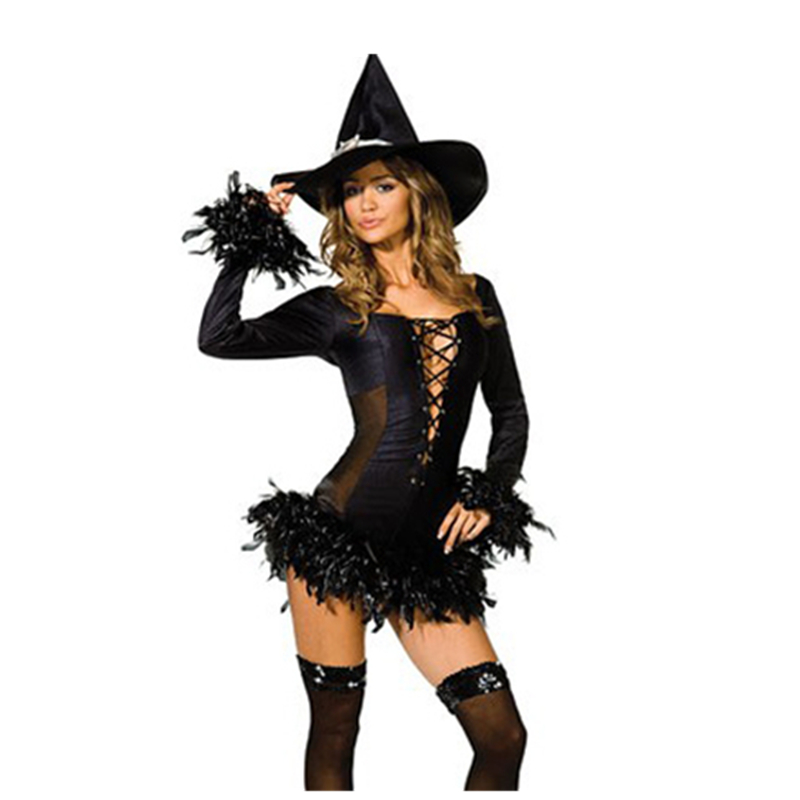Witch Plus Size Classic Costume - Adult Halloween Costumes |Plus Size Halloween Costumes Witch