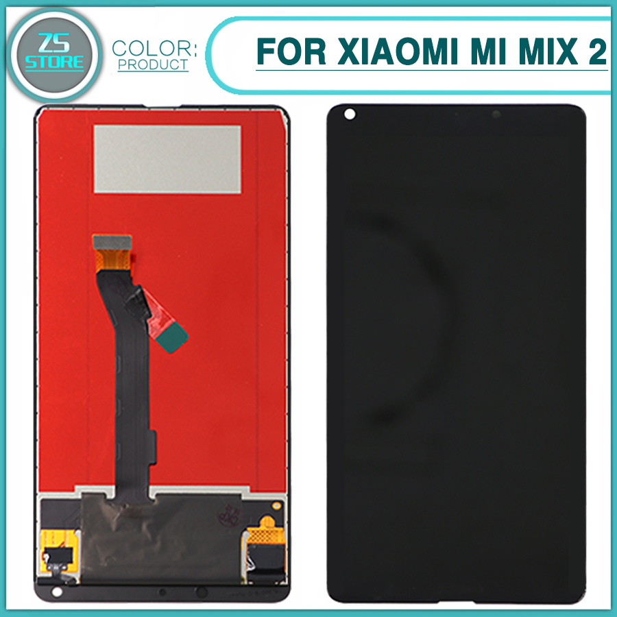 For Xiaomi Mi Mix 2 LCD touch panel For Xiaomi Mi Mix 2 mix2 LCD Display Touch Screen Digitizer Assembly ReplacementFor Xiaomi Mi Mix 2 LCD touch panel For Xiaomi Mi Mix 2 mix2 LCD Display Touch Screen Digitizer Assembly Replacement