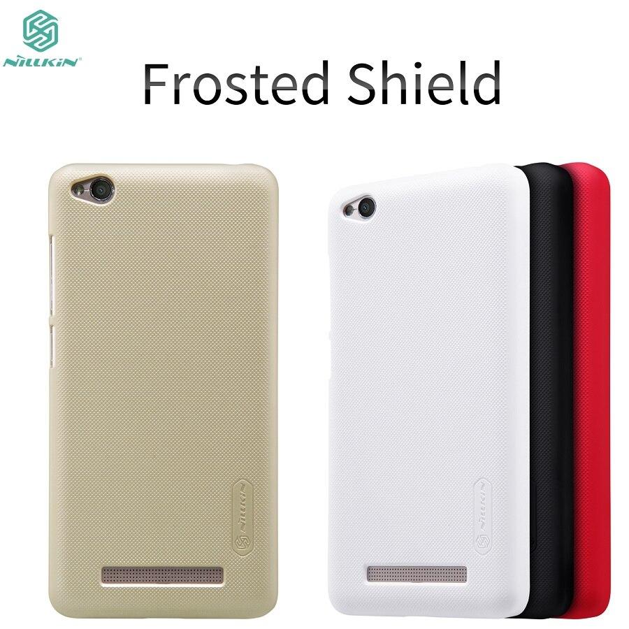 sFor xiaomi redmi 4A 5A case NILLKIN Frosted Shield Back Cover Matte Bumper sFor xiaomi redmi 4A Case sFor xiaomi redmi 5A Case