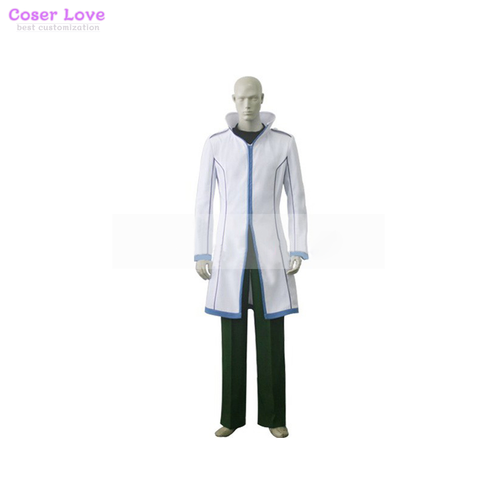 Fairy Tail Gray Fullbuster Cosplay Costume Halloween party Christmas Costume