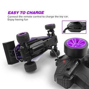 Image 3 - RTR צעצועי RC מרוצי מכוניות 1/32 2.4G במהירות גבוהה שלט רחוק מכונית 20 KM/H מיני RC להיסחף דגם חדש שנה של מתנה לילד