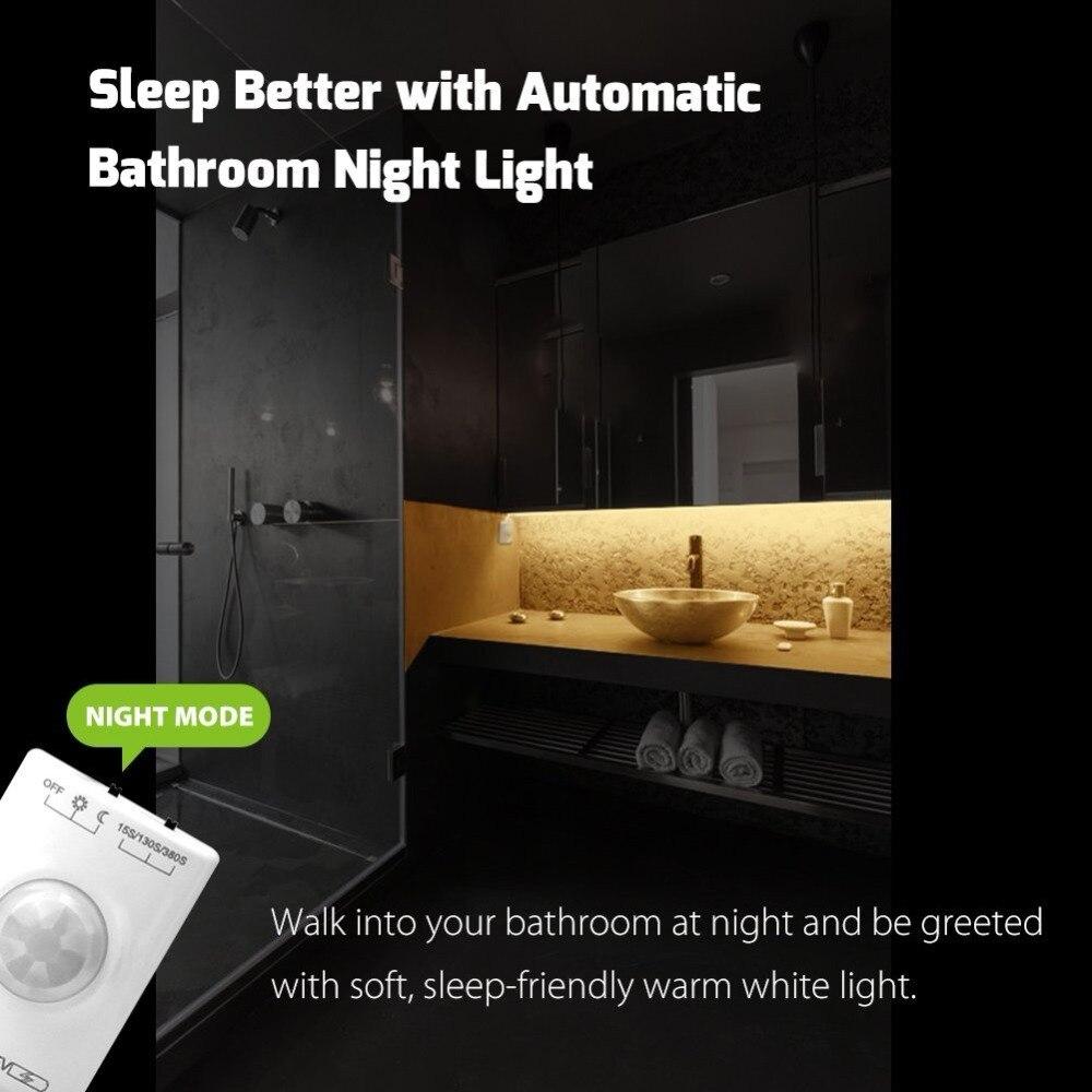 Bewegungssensor Led Licht Bewegung Aktiviert Bett Licht Led Streifen