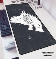 Game of Thrones maus pads 70x30cm pad maus notbook computer mauspad gaming mauspad gamer zu tastatur laptop maus matte