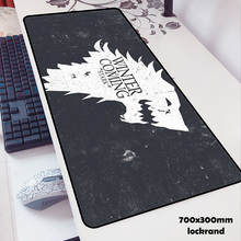 Game of Thrones mouse pads 70x30cm pad to mouse notbook computer mousepad gaming